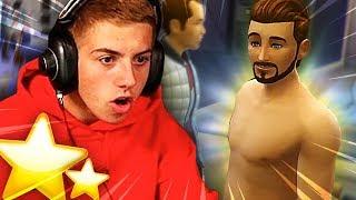 JE COMMENCE À DEVENIR CÉLÈBRE ! (mais pas vraiment riche ...) - Les Sims 4 #4