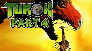 turok dinosaur hunter   dimetrodon playthrough part 4