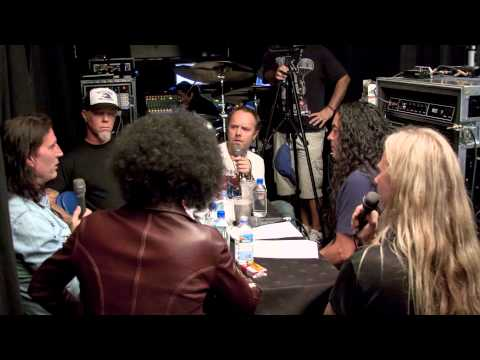 Metallica Interviews Alice in Chains (August 2009) [AUDIO ONLY]