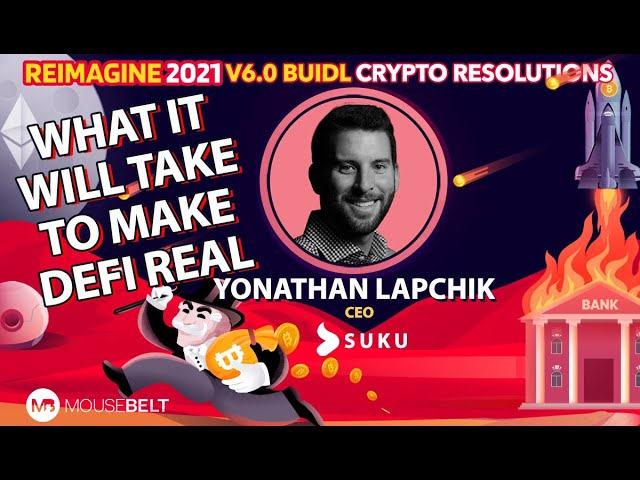 Yonathan Lapchik - SUKU - Sustainable Blockchains