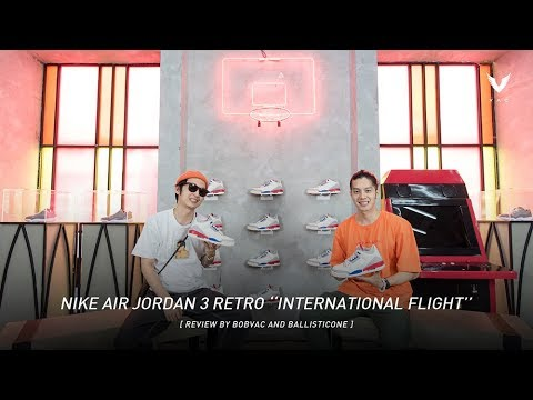 c5a11430920 Nike Air Jordan 3 Retro