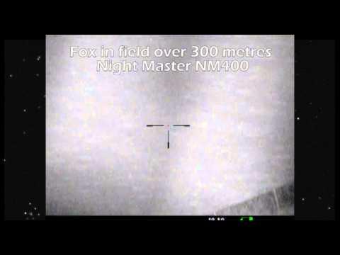 Infrared Night Vision IR illuminator group test : Pulsar X850 IR vs Nightmaster NM400IR