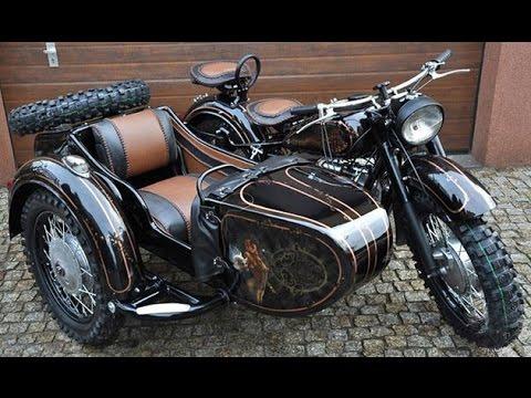фото мотоциклов урал тюнинг
