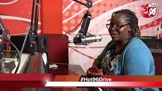 Dandora HIP HOP City #Hot96Drive
