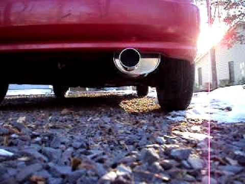 1994 Honda Civic SI Apexi header back WS2 exhaust note