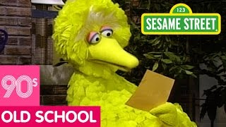 Sesame Street: Big Bird's Health Tip
