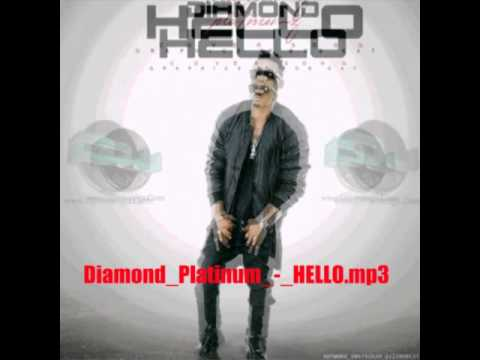 HELLO;NEW SINGLE FROM DIAMOND PLATNUM