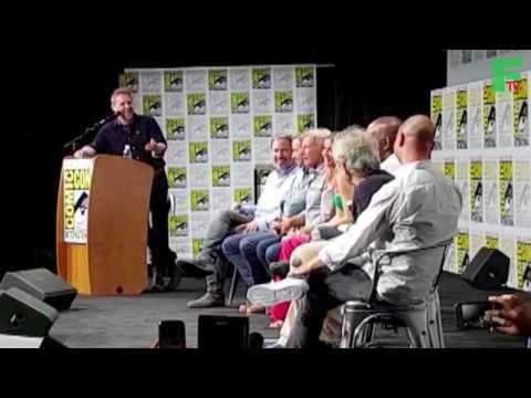 Presentación de Warner Bros. en San Diego Comic-Con