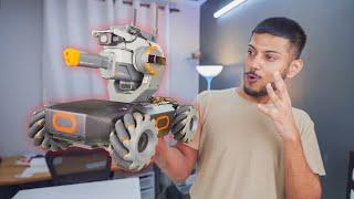 Download DJI's Rs 50,000 Smart Robot !