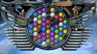 PC Игры Рецензии - Puzzle Quest: Galactrix