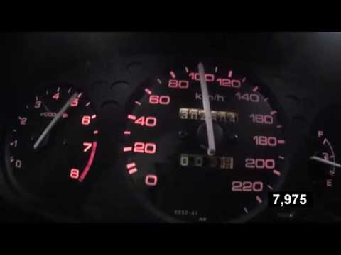 Honda Civic 1.4 Acceleration 0-100km/h