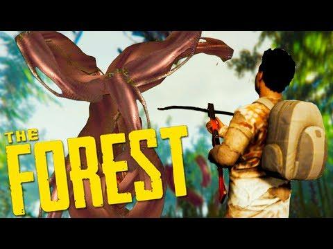 НОВЫЙ МОНСТР в The Forest!