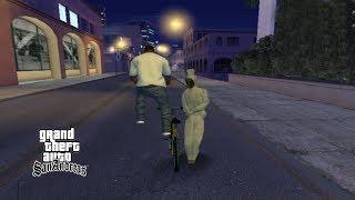 Pocong Lucu Tengah Malam - Misteri GTA San Andreas