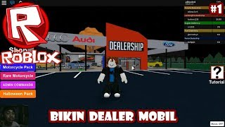 #1 'S LUXURY CAR DEALER-ROBLOX Indonesia