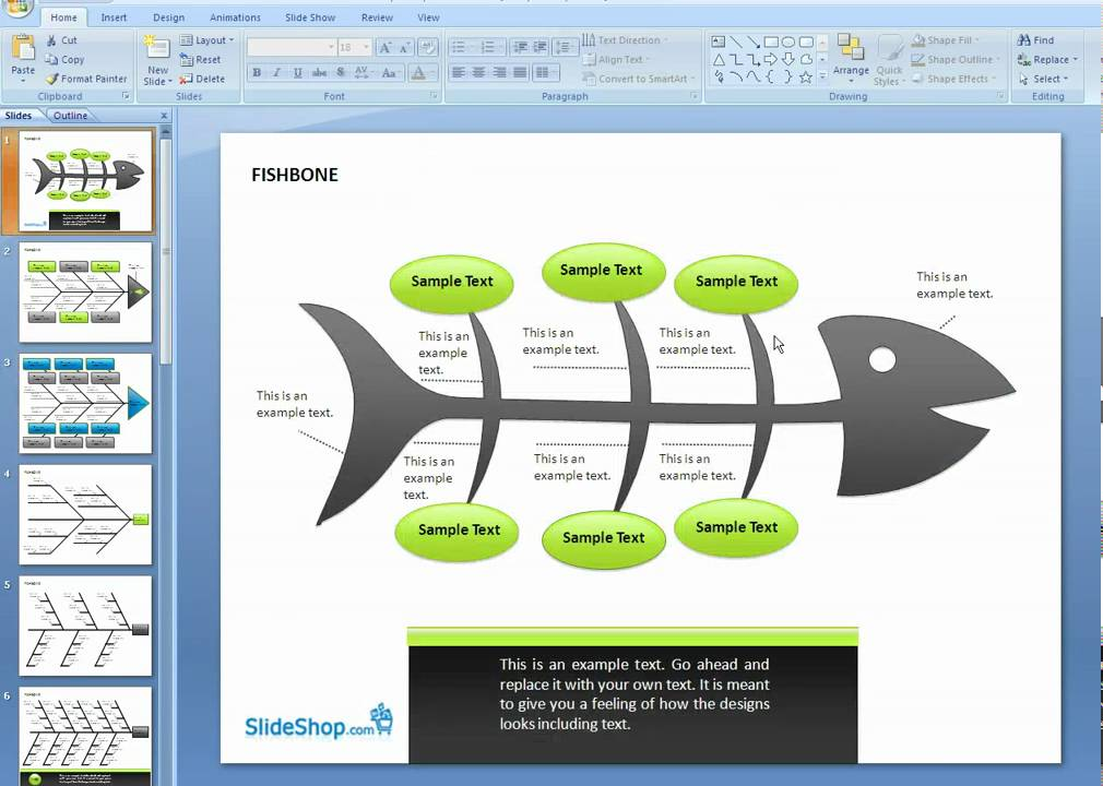 How To Change Color Of A Diagram In Powerpoint