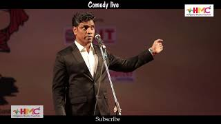 "Jimmy moses"" johny lever brother commdy videop hd 2017"