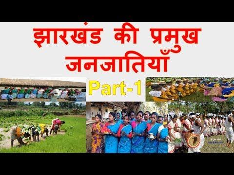Jssc/jpsc Jharkhand History HL-8(झारखंड की प्रमुख जनजातियाँ PART-1)  By CP Sir