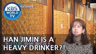 Han Jimin is a heavy drinker?! [Happy Together/2018.10.25]