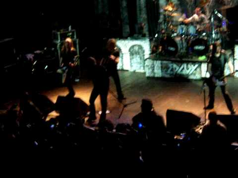 Edguy - The Pride Of Creation [Live Argentina 20-02- 09]