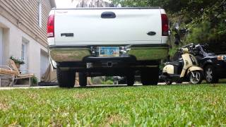99 f 150 4 6l v8 cat back exhaust