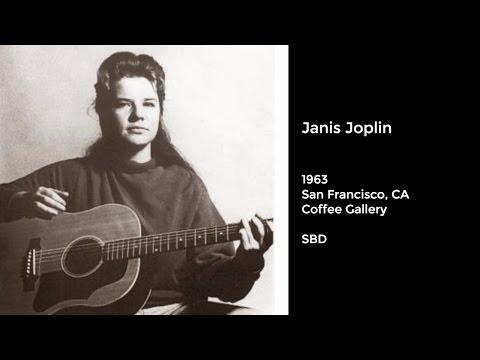 Janis Joplin Live at Coffee Gallery, San Francisco, CA - 1963 SBD