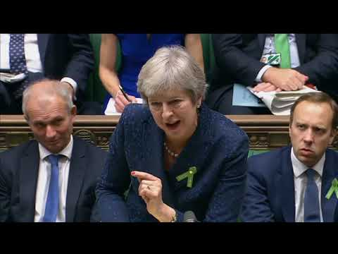 Prime Ministers Questions: 10 October 2018
