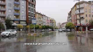 Karaman Haber - Karaman'da Yağmurlu Hafta Sonu