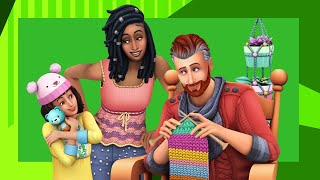 The Sims 4 Nifty Knitting Livestream