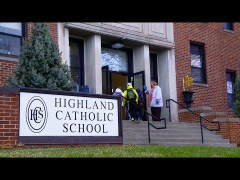 Highland Catholic School - Swing 2016