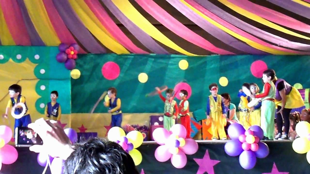 2 3 fiesta fin de a o 2011 jardin infantes colegio vicente for Decoracion salas jardin de infantes