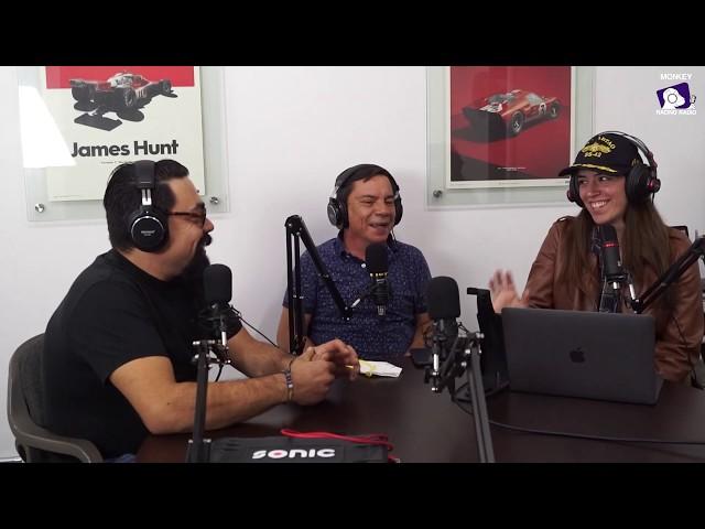 MONKEY RACING RADIO #022 ESPECIAL DÍA DEL PADRE
