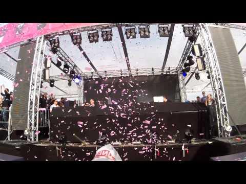 DUBFiRE @ ECHELON OPEN AiR BAD AiBLiNG 23.08.2014 [WEiRD STAGE] [ELECTRO BAVARiA]