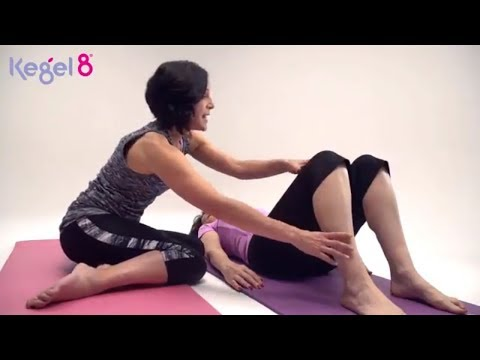 Stability exercises to help incontinence leaks | Pelvic Floor Exercise Techniques | Kegel8