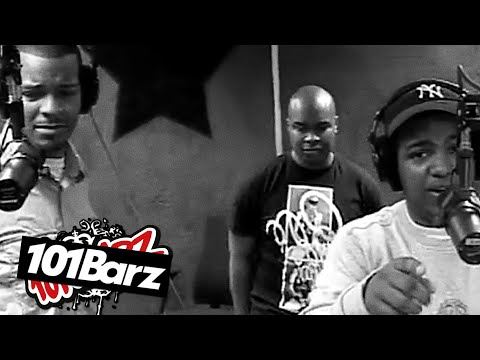 Adonis, Hef & Crooks | Throwback Sessie | 101Barz