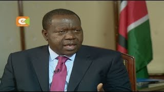 KCSE Results Puzzle with CS's Fred Matiang'i and Joe Mucheru