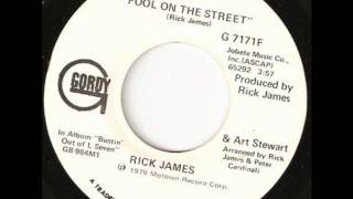 Fool On The Street  -  Rick James