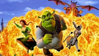 All Shrek Trailers and TV Spots