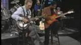 "Chet Atkins & Earl Klugh- ""Goodtime Charlie's Got The Blues"""
