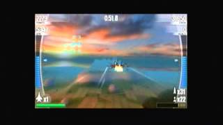 After Burner Black Falcon Sonic Playthrough