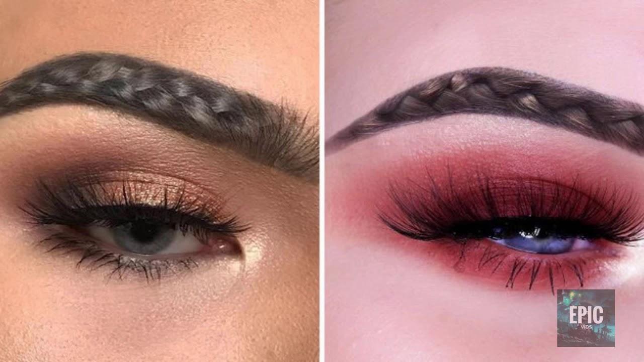 Instagram Trend The Braided Browsfleek Eyebrows On Fleek Youtube