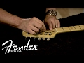 How To | Truss Rod Adjustment | Fender