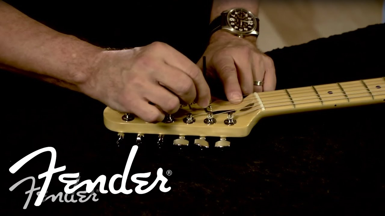 hight resolution of how to truss rod adjustment fender