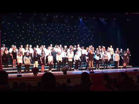 Waving Through a Window - Coal City High School Varsity Chorus