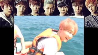 ENG SUB BTS afraid of sharks   J HOPE's accident startled everybody PART 10 BTS in Malaysia