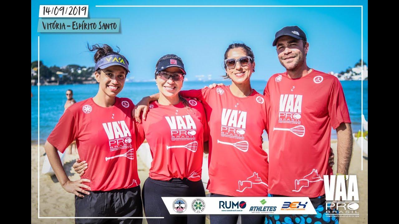 Campeonato Brasileiro de Va'a- Etapa Vitória 2019