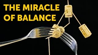 How to make the AMAZING balancing trick l 5-MINUTE CRAFTS