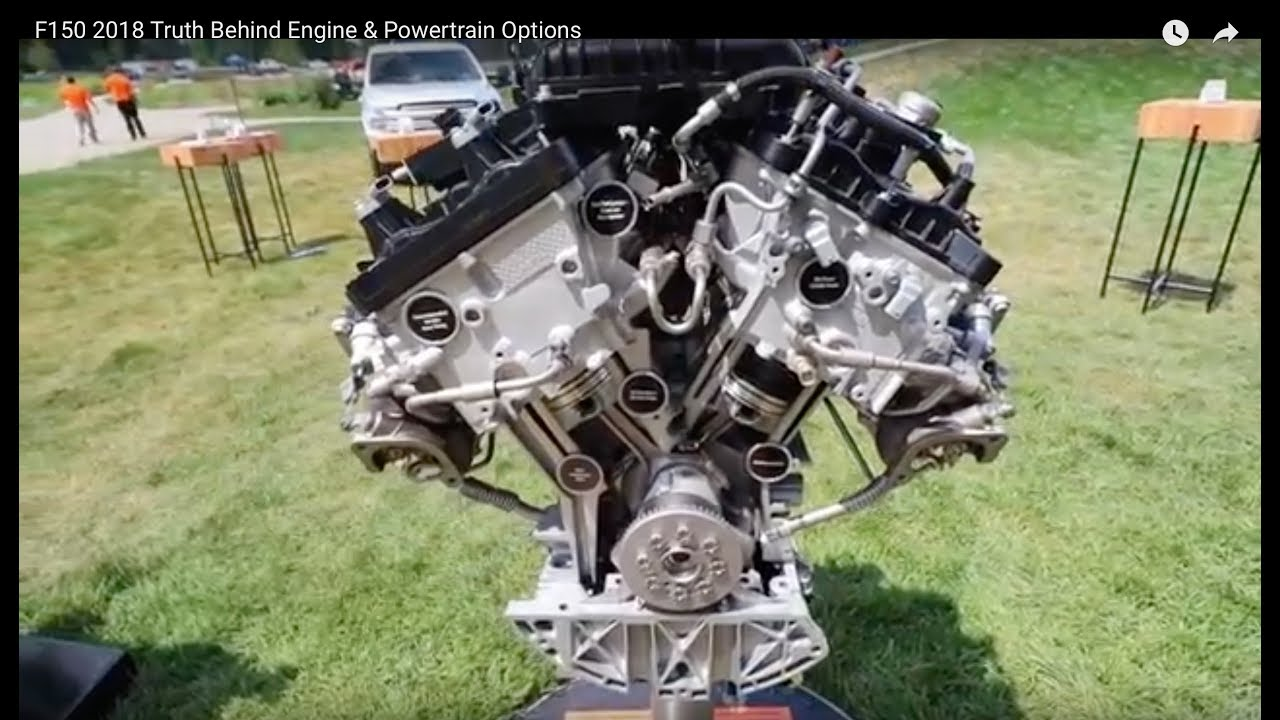 F150 2018 truth behind engine powertrain options youtube for Ford f150 motor options