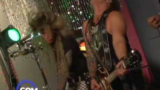 Paul Stanley and Steel Panther - Lick It Up