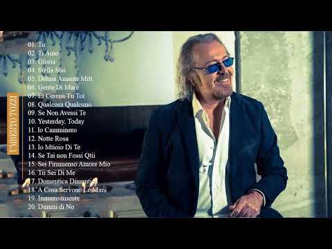 Best Rock Songs Of Umberto Tozzi - Umberto Tozzi Greatest Hits [Full Album]
