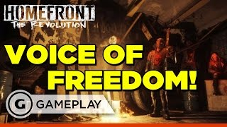 Alone in the Dark Mission - Homefront: The Revolution Gameplay